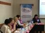 """Seminar """"Egalitatea de gen și afirmarea femeii ca factor de decizie în societate""""  28.10.2015"""
