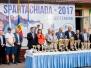 Spartachiada XXV a Federaţiei Sindicatelor Lucrătorilor din Industria Chimică şi Resurse Energetice din RM şi Spartachiada XV a Moldovagaz SA